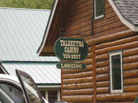 Talkeetna Cabins: call and reserve! great cabins!