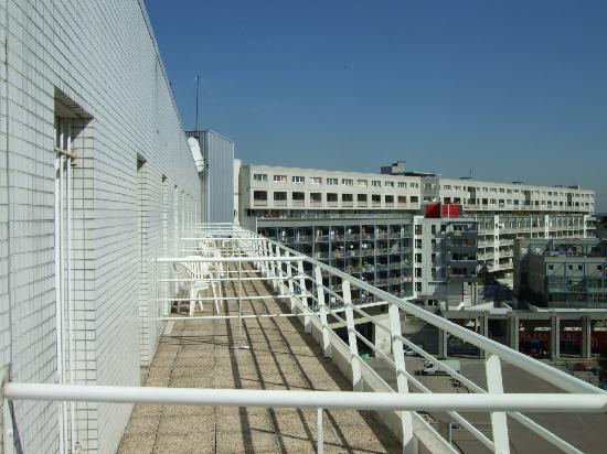 Adagio Access Paris La Villette : Vue de l'arrière