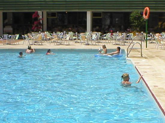 Hotel San Fermin : Pool a San Fermin