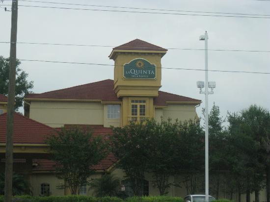 La Quinta Inn Tampa Near Busch Gardens: Hôtel