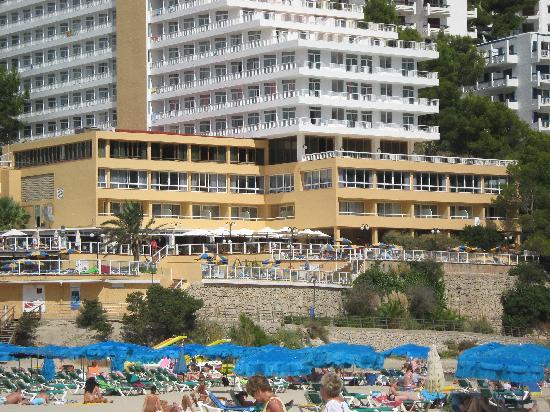 Sirenis Cala Llonga Resort: Playa Imperial hotel