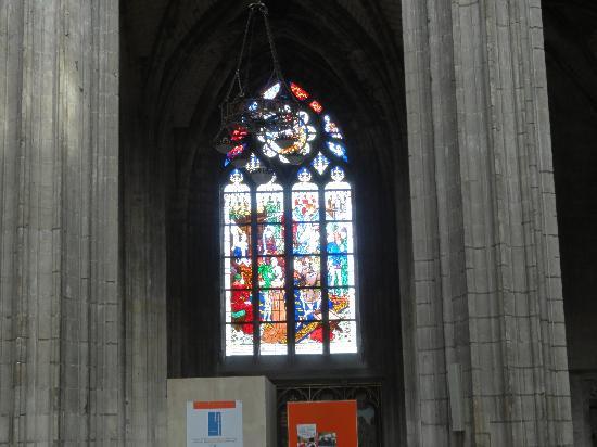 Orleans, France: VITROS-HISTORIA DE J.. DE ARCO