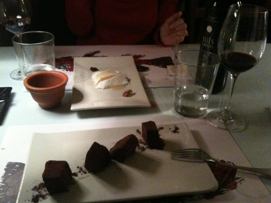 Restaurante Hostal Sa Rascassa: Dessert