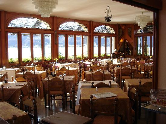 Hotel Leon d'Oro d'Orta: Restaurant