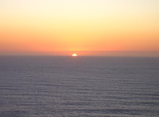 Cape Finisterre, Spain: Atarceder en Finisterre...