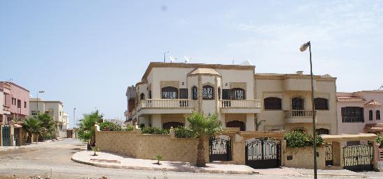 Essaouira Beach: Villa Yasmine in Salé (Hay Arsan)