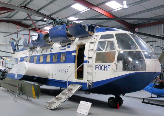 ‪The Helicopter Museum‬