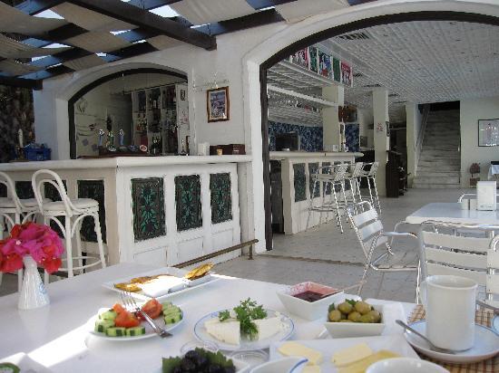 Ece Hotel Bodrum: Breakfast