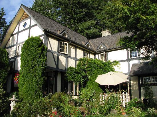 Markham House: Esterno