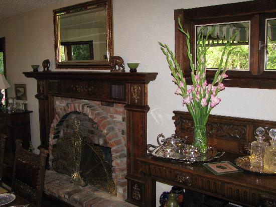Markham House: sala