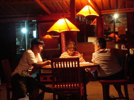 El Almejal Lodge & Natural Reserve: Resto
