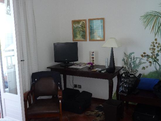 Blue Margouillat Seaview Hotel: Chambre