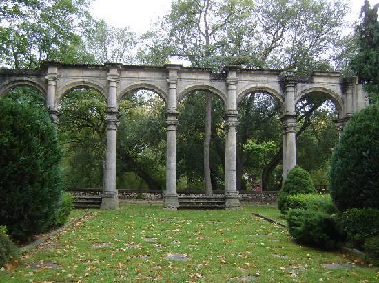 Burgos, Parque de la Isla