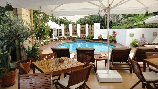 Ibiscus Hotel: Pool Area