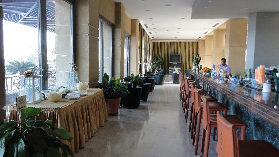 Ibiscus Hotel: Hotel bar