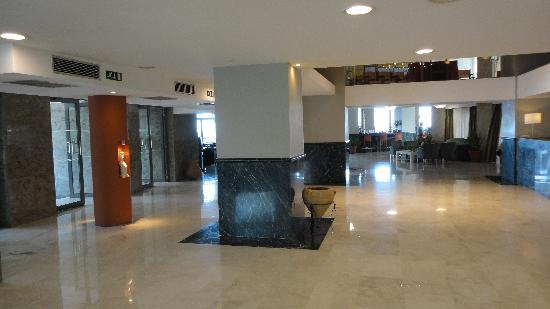 Ibiscus Hotel: Hotel reception