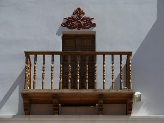 Balcony, Mission San Xavier del Bac, Tucson