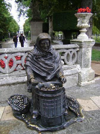 Burgos, Paseo del Espolón
