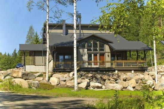 Rantasalmi, Suomi: Hillside Villa