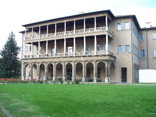Villa Simonetta : esterno