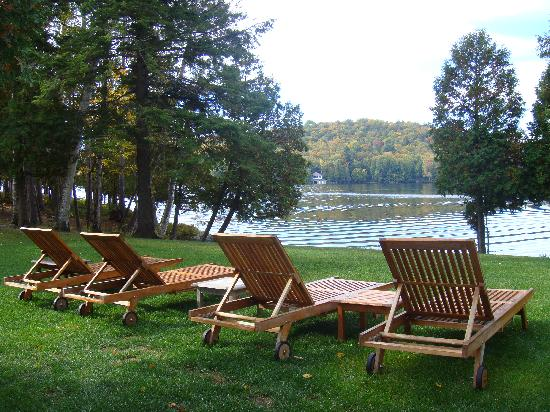 Saranac Lake, Nowy Jork: Lake views