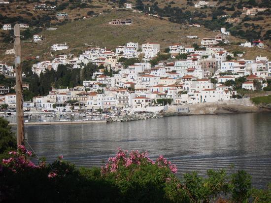 Villa Elpida Studios: View of Batsi