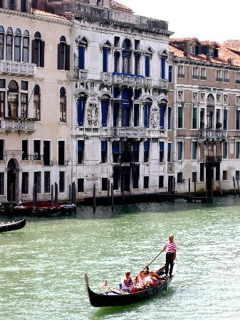 Hotel Palazzo Barbarigo Sul Canal Grande: O sole mio