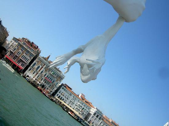 Hotel Palazzo Barbarigo Sul Canal Grande: Kunst an jeder Ecke!