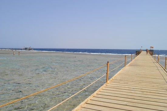 Tamra Beach: panorama