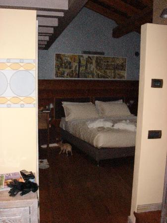 Bard, Italia: la suite