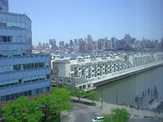 What A View Picture Of Sheraton Lincoln Harbor Hotel