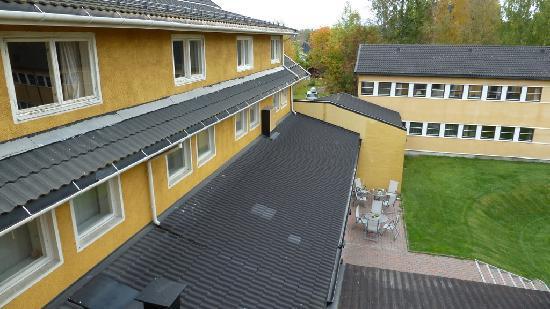Vinger Hotell & Spa: Außenansicht