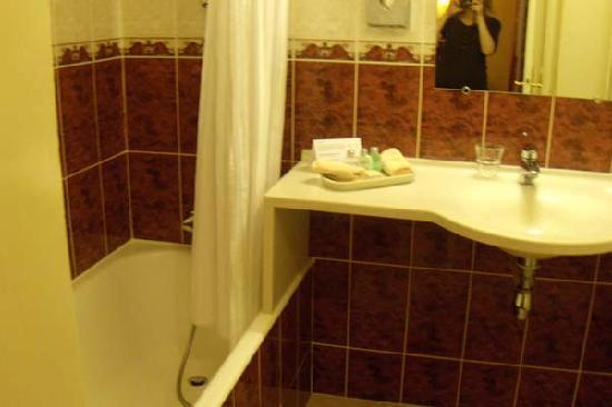 Hotel de Varenne: バスルーム