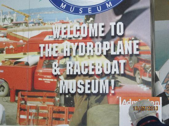Hydroplane And Raceboat Museum Kent 2019 All You Need