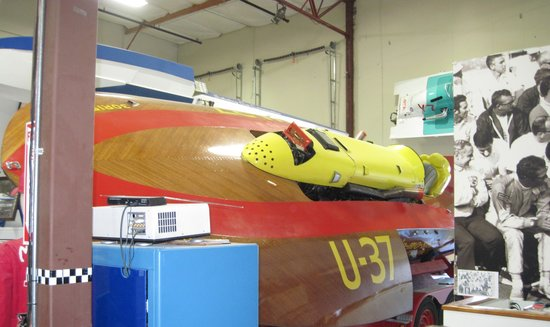 Hydroplane and Raceboat Museum