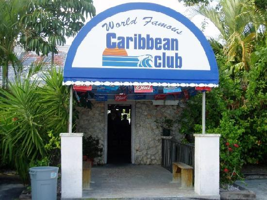 Welcome the the Caribbean Club!