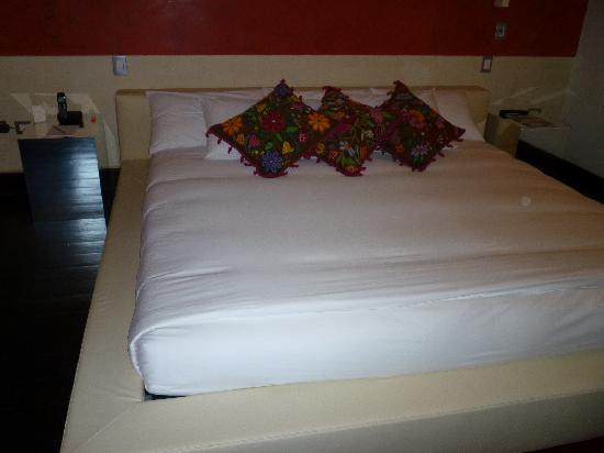 Casa Cartagena Boutique Hotel & Spa: bed