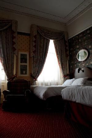Hilton Edinburgh Grosvenor: Our room