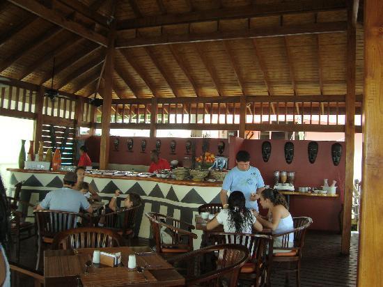 Decameron Los Delfines: el restaurant