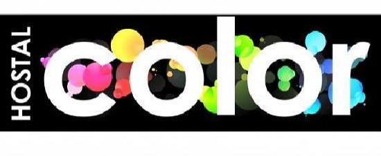 Hostal Color: logo