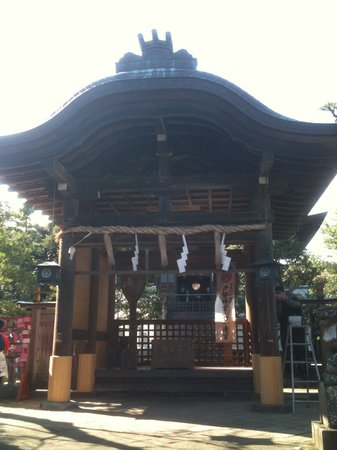 ‪Enoshima Shrine‬