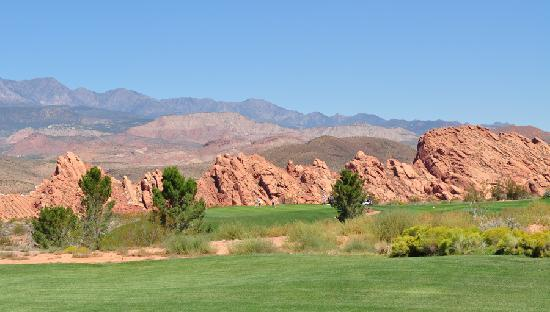 Sky Mountain Golf Course: Hole Number 5