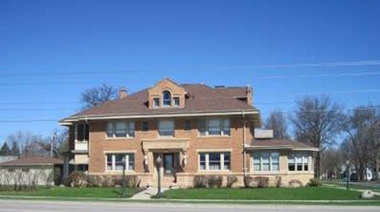 Spaulding Inn Bed And Breakfast Grinnell Ia