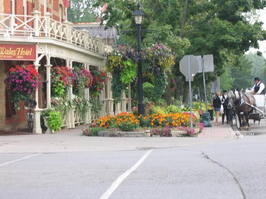 Niagara-on-the-Lake, Canada: Main Street