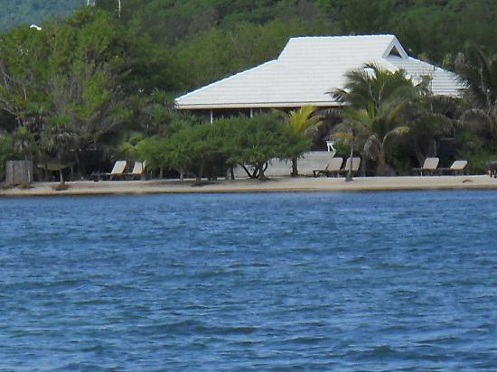 Barefoot Cay: The Cay Villa