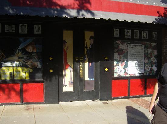 Gangster Museum of America: One door down