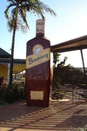 Bundaberg Rum Distillery: run love it