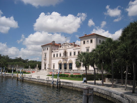 Vizcaya Museum and Gardens: Beautiful day