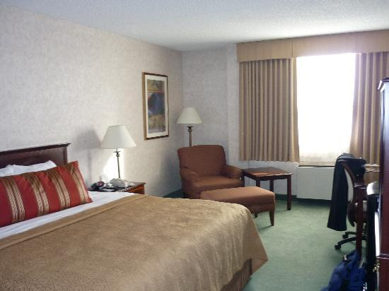 Northern Grand Hotel: King Business room