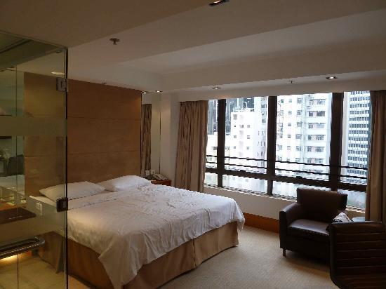 JJ Hotel deluxe room